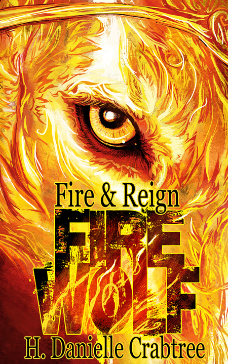 Fire Wolf | H. Danielle Crabtree
