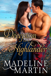 Deception Of A Highlander | Madeline Martin