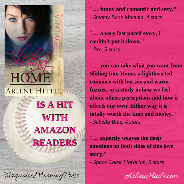 Praise for Sliding Into Home #romance #baseball